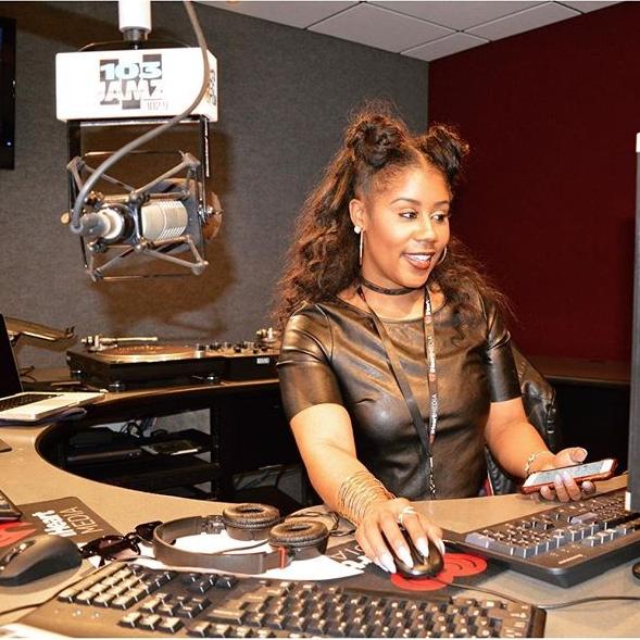 Dominique Da Diva  On-Air Personality