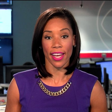 Candace Burns  News Anchor