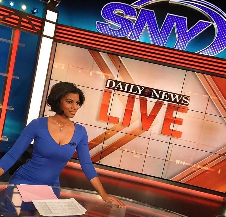 taylor rooks sny live daily news shinehard family