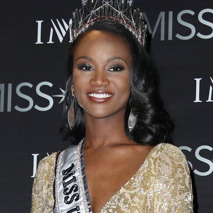Deshauna Barber  Miss USA/Speaker