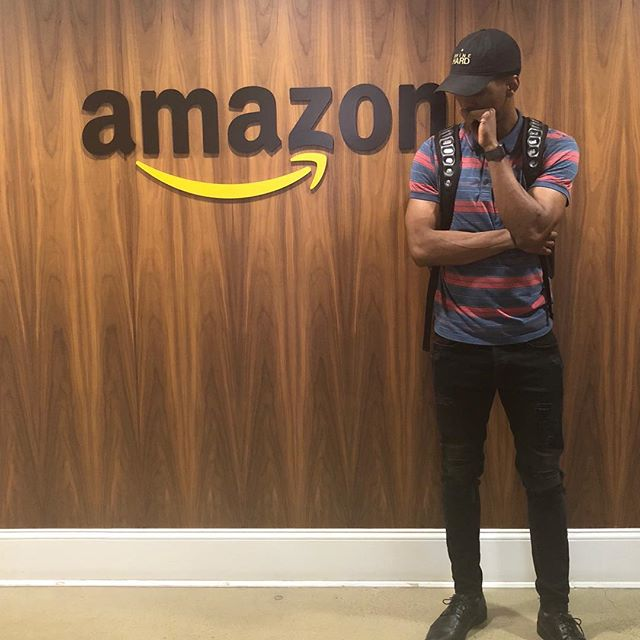 Learning at #Amazon how growth in the tech industry is creating opportunities for people of all backgrounds. Thank you @Amazon for the invite! #Diversity #DC #BoldManagementGroup
