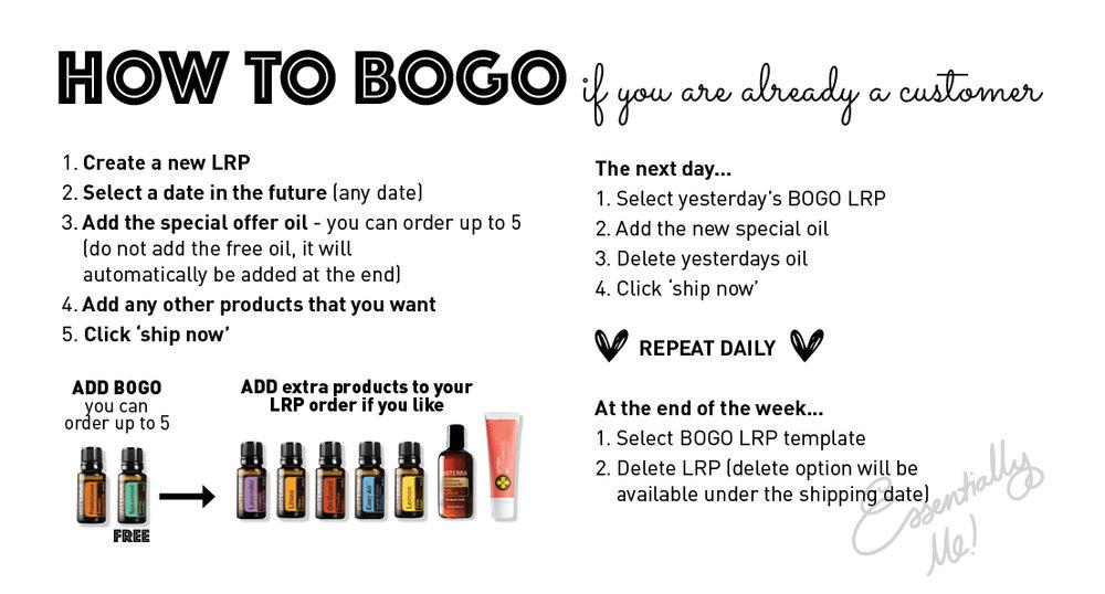 how to bogo w your already customer.jpg
