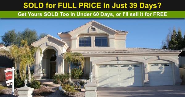 Las Vegas Home Sale Guarantee