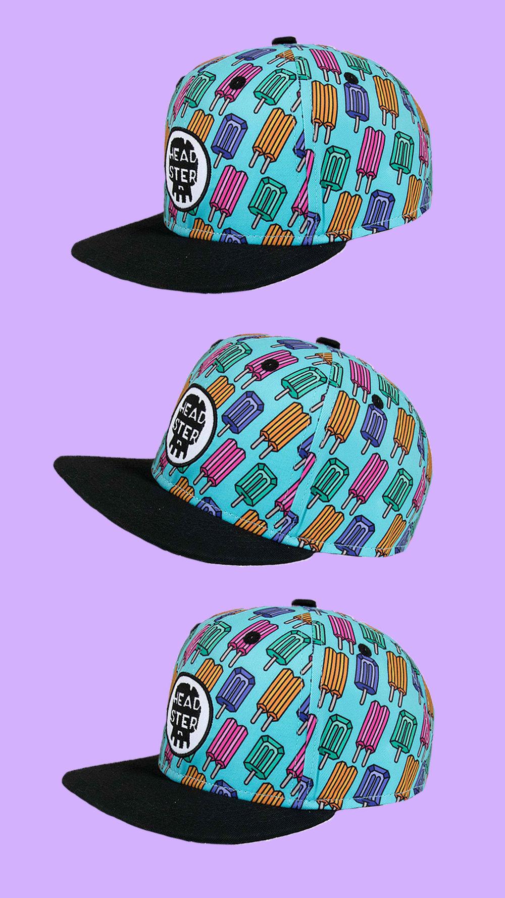 HeadsterKids Pop Neon