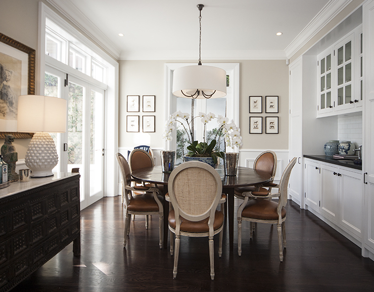 Hampton Pendant (Lynda Kerry Interior Design)