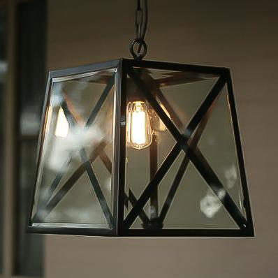 The Norfolk Lantern | Criss Cross