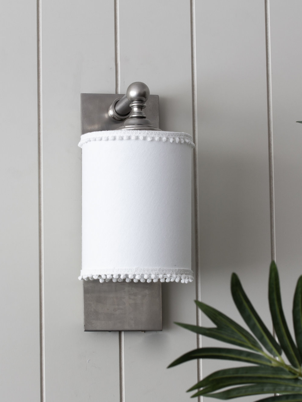 The Ripple Wall Sconce