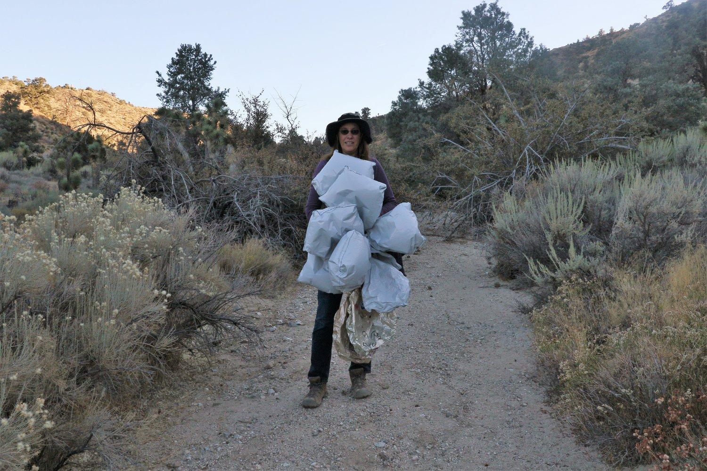 MYLAR MAYHEM — Transition Habitat Conservancy