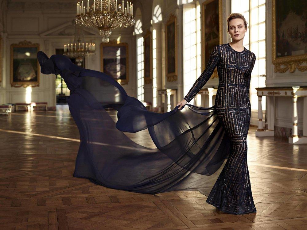 dress throw glamour pose gown fashion.jpg