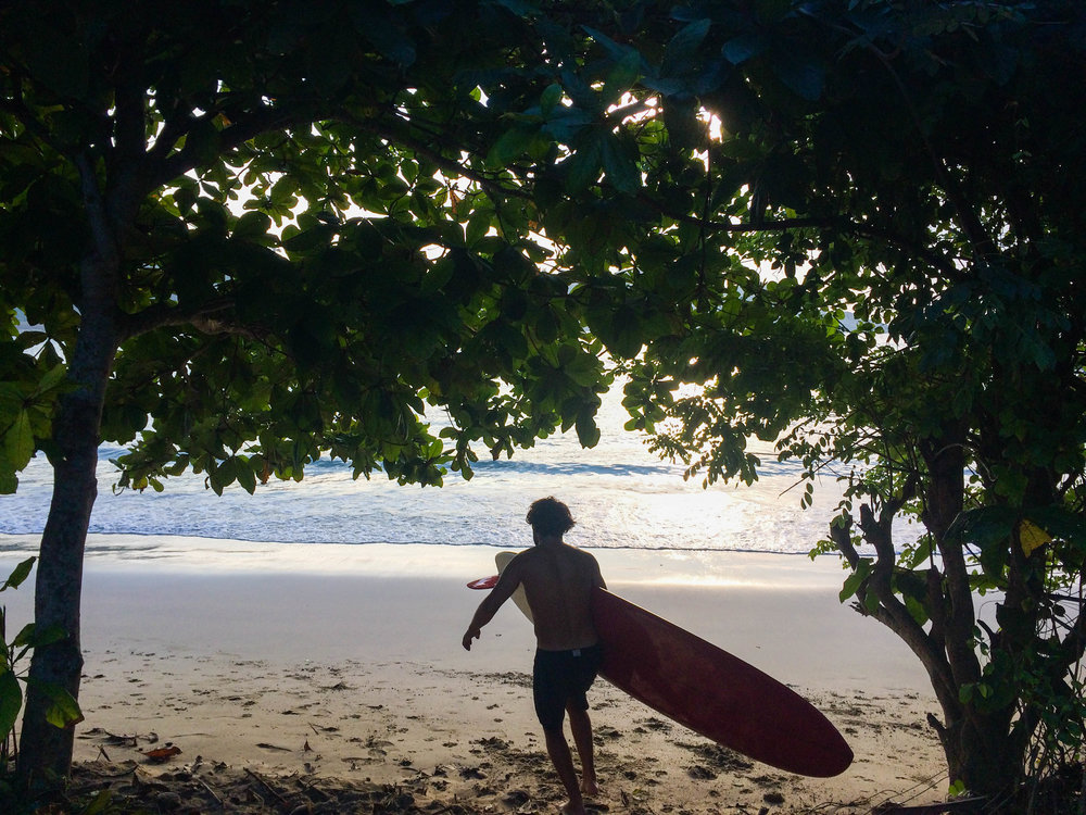 Hiriketiya Surf Bay Longboard