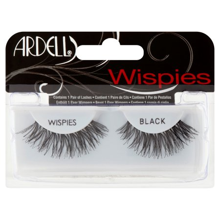 Ardell Wispies Eyelashes - gives a dramatically natural finish.