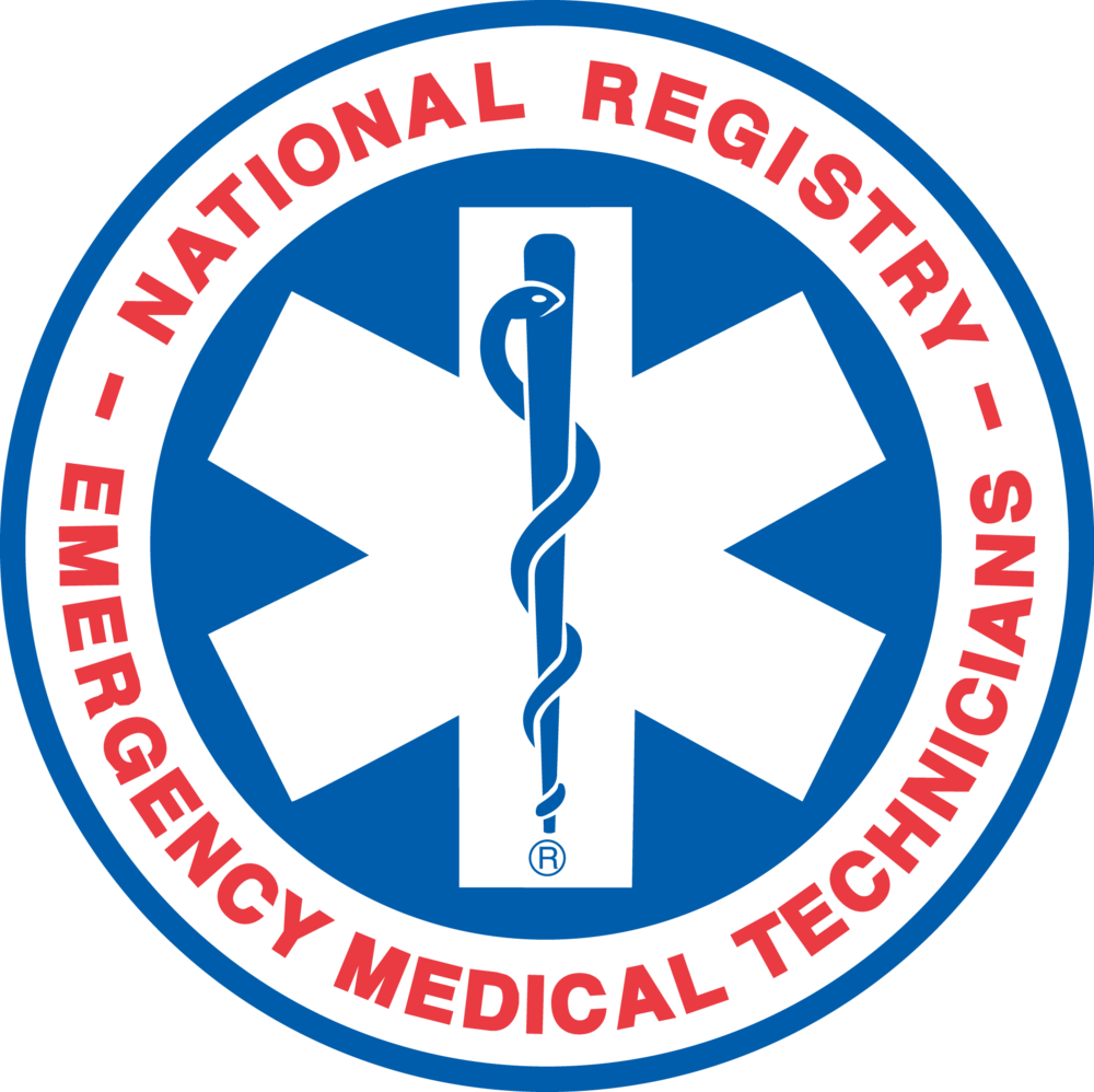"Emergency Medical Technician   ""The National Registry of Emergency Medical Technicians® (NREMT) provides National EMS Certification, which is a validated and legally defensible attestation of competency. When an individual obtains a National EMS Certification, the general public, employers, and state licensing authorities know that the individual has demonstrated competency."""