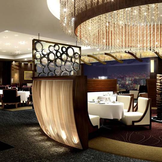 LUANDA, ANGOLA INTERCONTINENTAL HOTEL