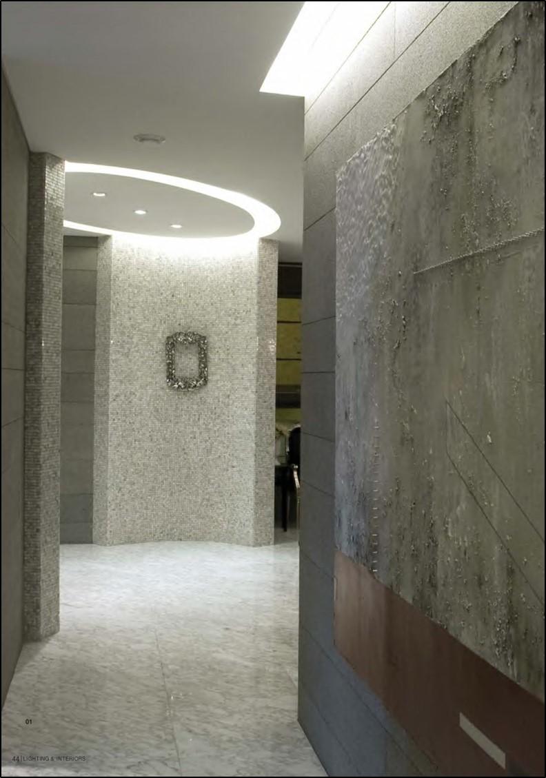 lighting & interiors - 2008 . 09