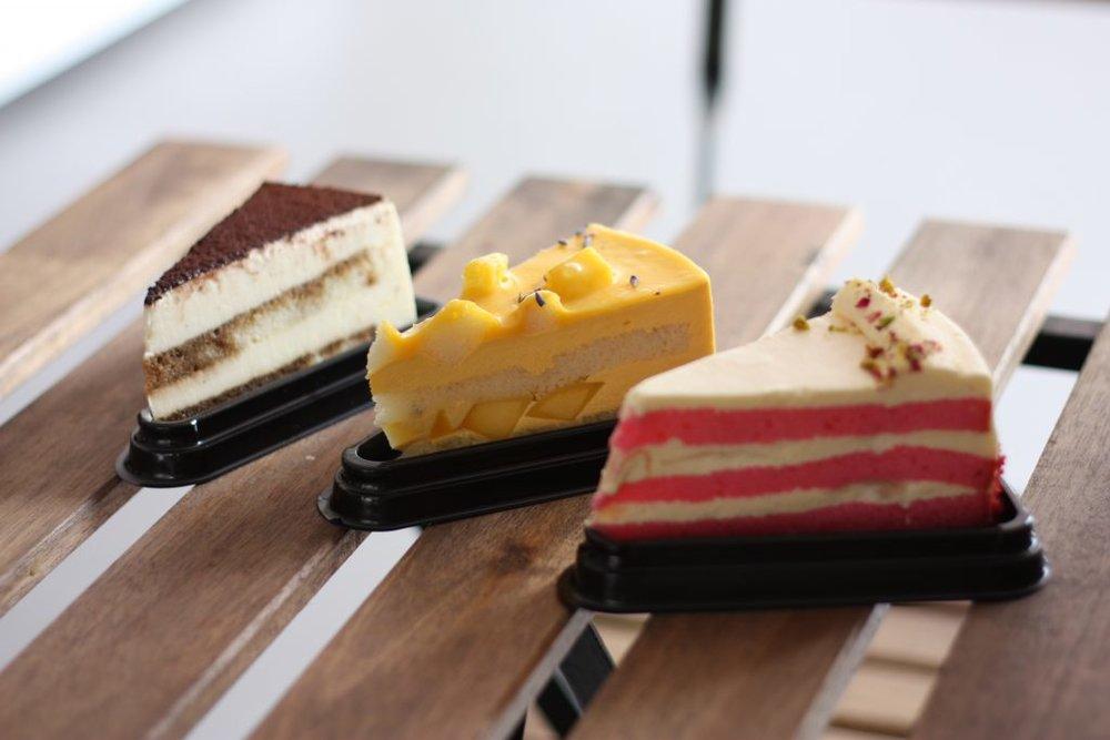 Simply Sinless' Cakes