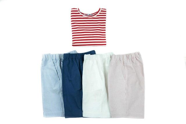 Smart Alek is about all matching pieces. Your boy can wear our nautical top and pick any of this shorts and will look sleek in any of the combinations. Top it up with the jacket and a gentleman is ready for the dinner out. #smartaleklondon #classiccollection #tailored #basics