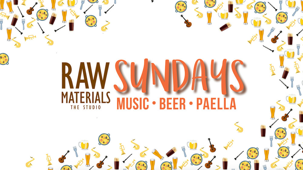 RAW SUNDAYS - Sunday 23rd April11am-6pmFree Entry