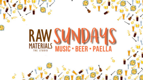 RAW SUNDAYS - Sunday 30th July1pm-7pmFree EntryDay full of live Soul, Funk and Blues bands, paella and other snacks. Little people are welcome.