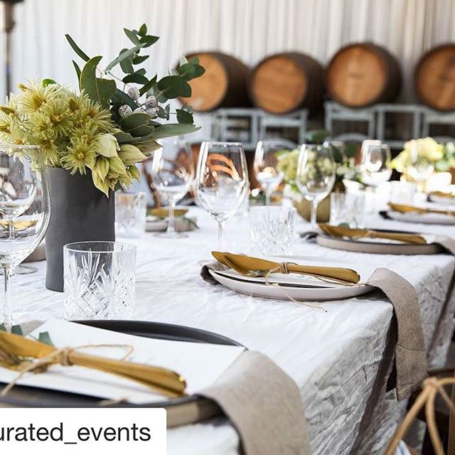 Love this post by @curated_events for an event held @studiorawmaterials #eventprofs #venue #corporateevents #weddings #corporatedining #melbourne #Footscray #cocktailparties #christmasfunctions