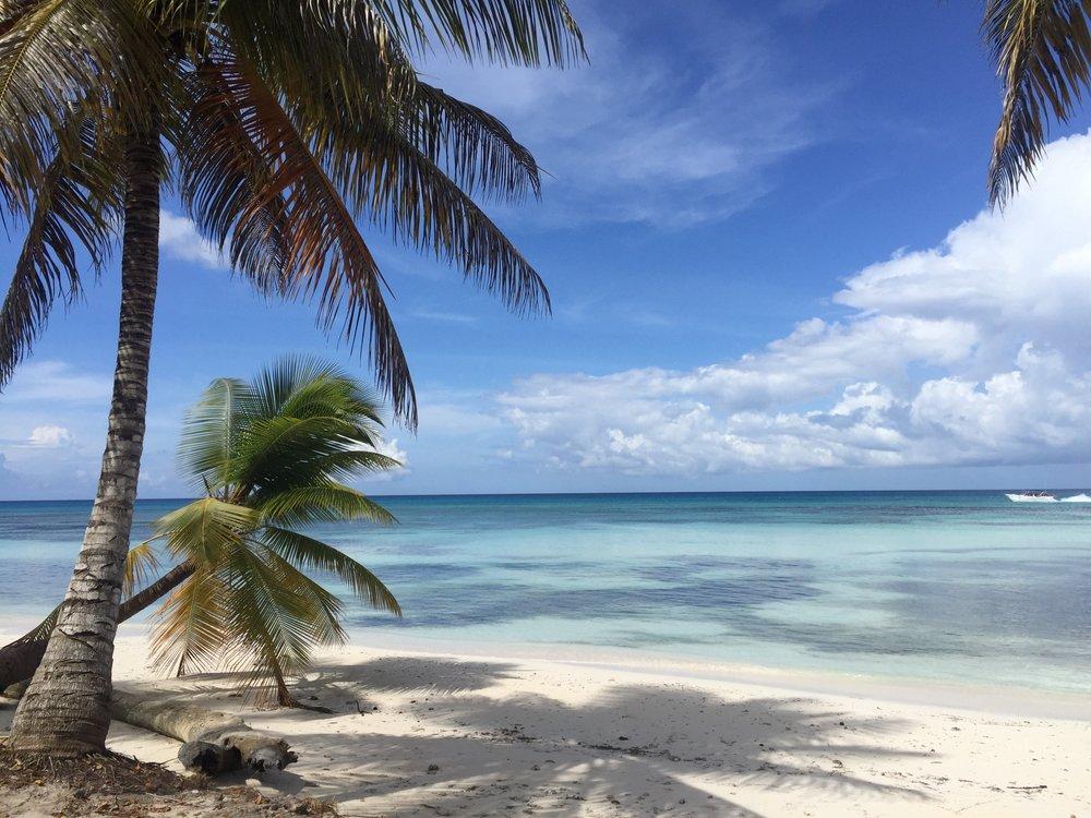 Île Saona, République Dominicaine, 2016