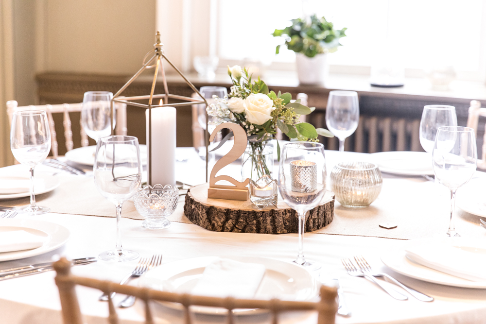 Formal Dining at The Kings Arms Berkhamsted