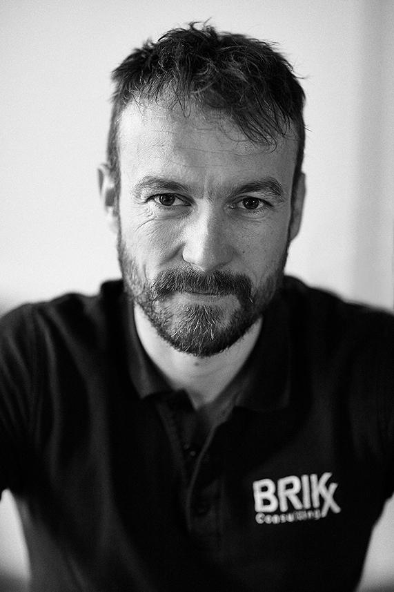 Eric Boitel, CEO