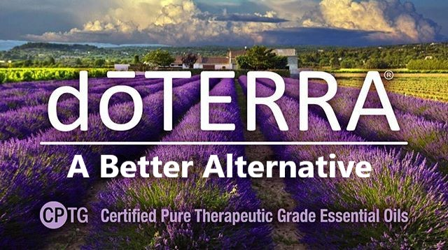 doTERRA Essential Oils: A Better Alternative