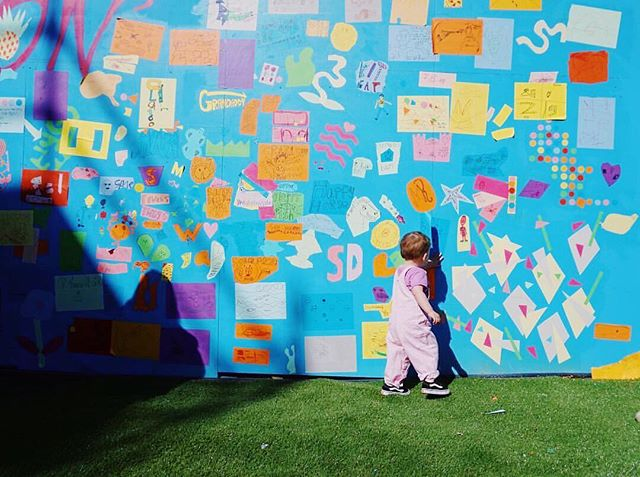 If you are looking for something to do in this glorious sunshine @yardworksglasgow is on today and tomorrow @swg3glasgow 🎟A celebration of graffiti, street culture, music and art,  there will be load to see and do. 🎨🍕🍺Child and dog friendly too. 📸Picture taken from last year's event in the sun 😎 If you are coming to @mini_manoeuvres x @meltingpotglasgow tomorrow you can come and go from each event, you do not need two tickets. Enjoy the sun, see you all tomorrow. MM 💛 #minimanoeuvres #disco #nobabysitterrequired