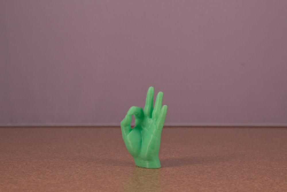 MINI OKAY HAND