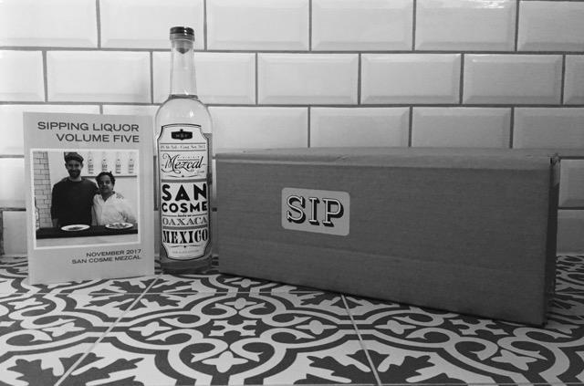 San Cosme Mezcal Sipping Liquor