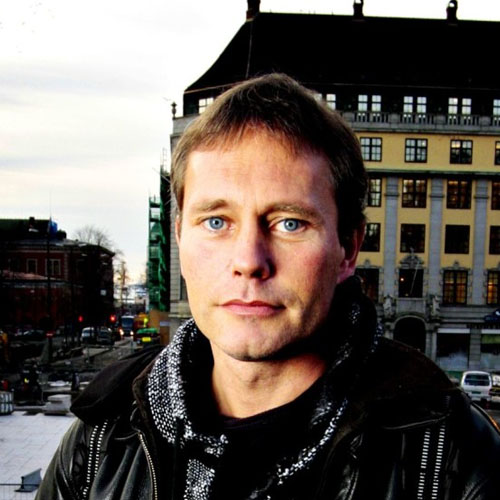 Arild Knutsen    Leder av Foreningen for en Human Narkotikapolitikk