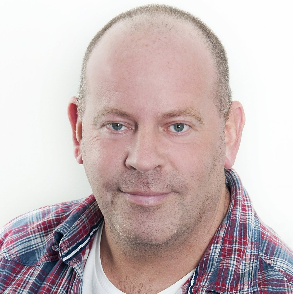 Daan Van Der Gouwe   Rusforsker ,   Trimbos Institute, Nederland