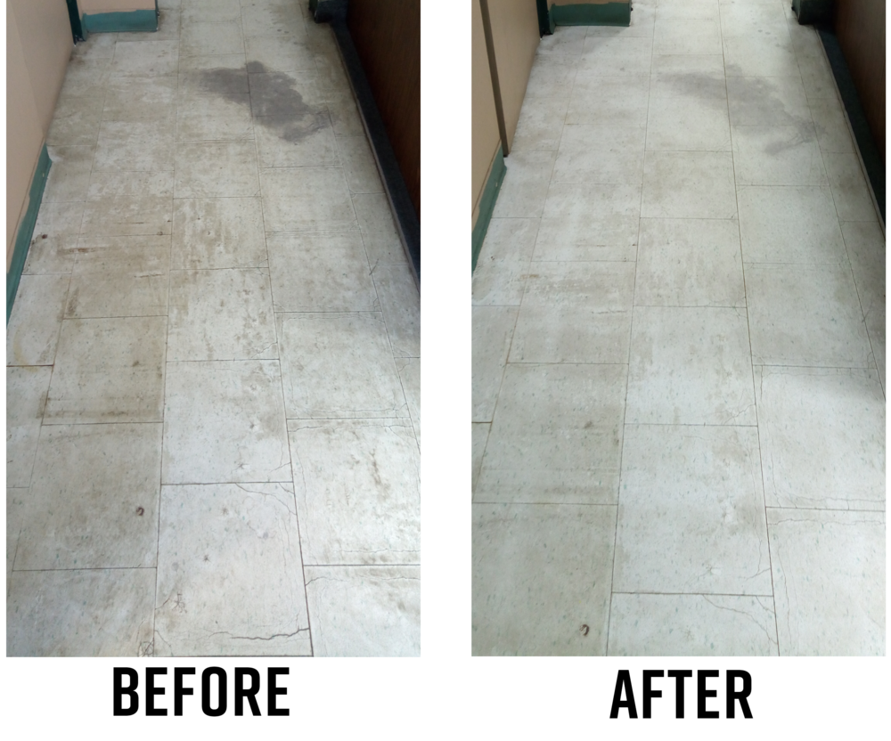 Office carpet cleaning and floor care: see the difference ...