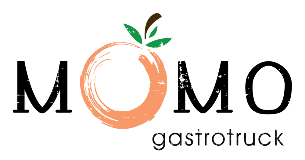 Image result for momo gastrotruck and catering logo