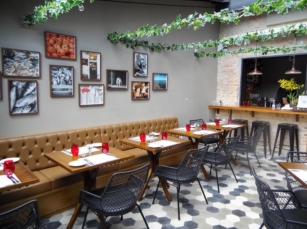 Photo of restaurant Piu Piccolo. Photo: Felipe Rau