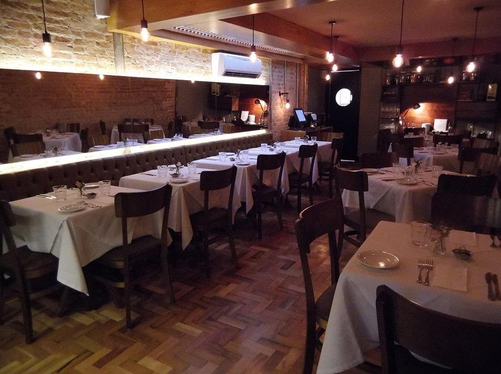 Foto do restaurante Piu Piccolo. Foto: Felipe Rau