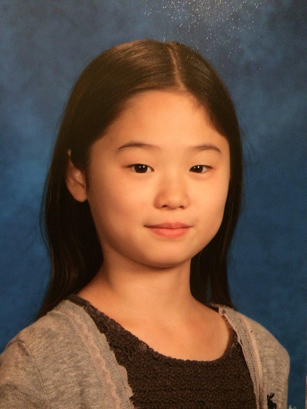 Gina Park, NJ Student of Eunju Kim