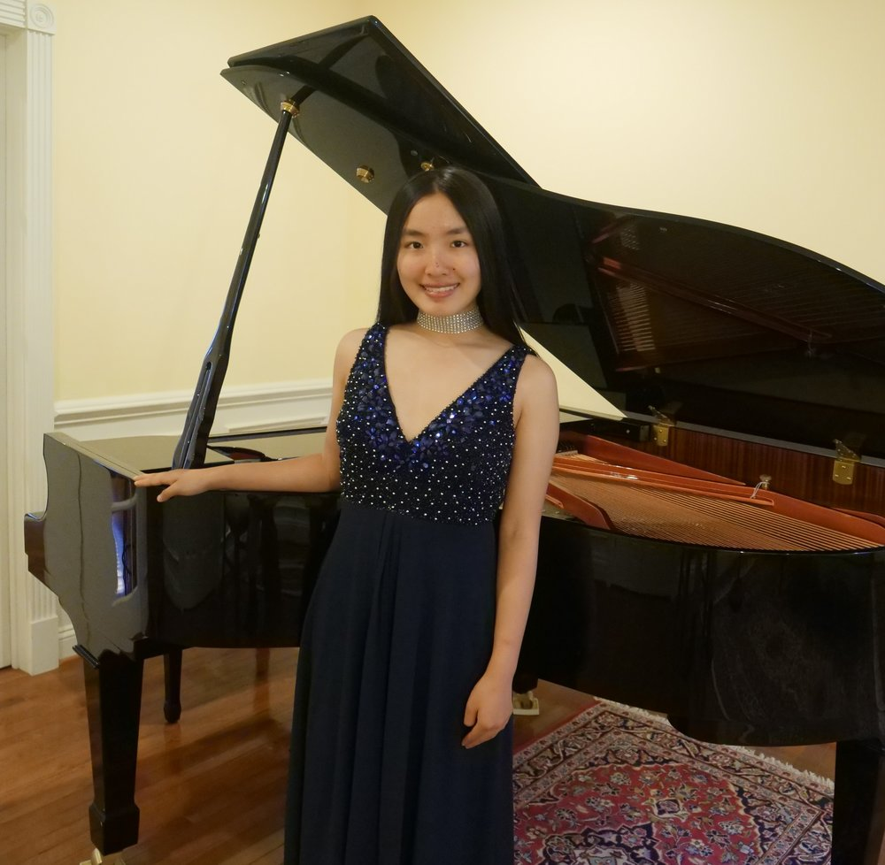 Angeline Ma, PA Student of Susan Starr