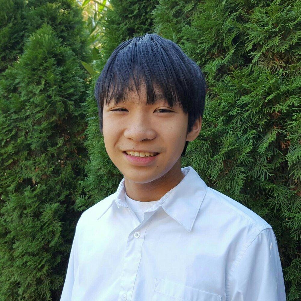 Trung Nguyen, VA Student of Marjorie Lee
