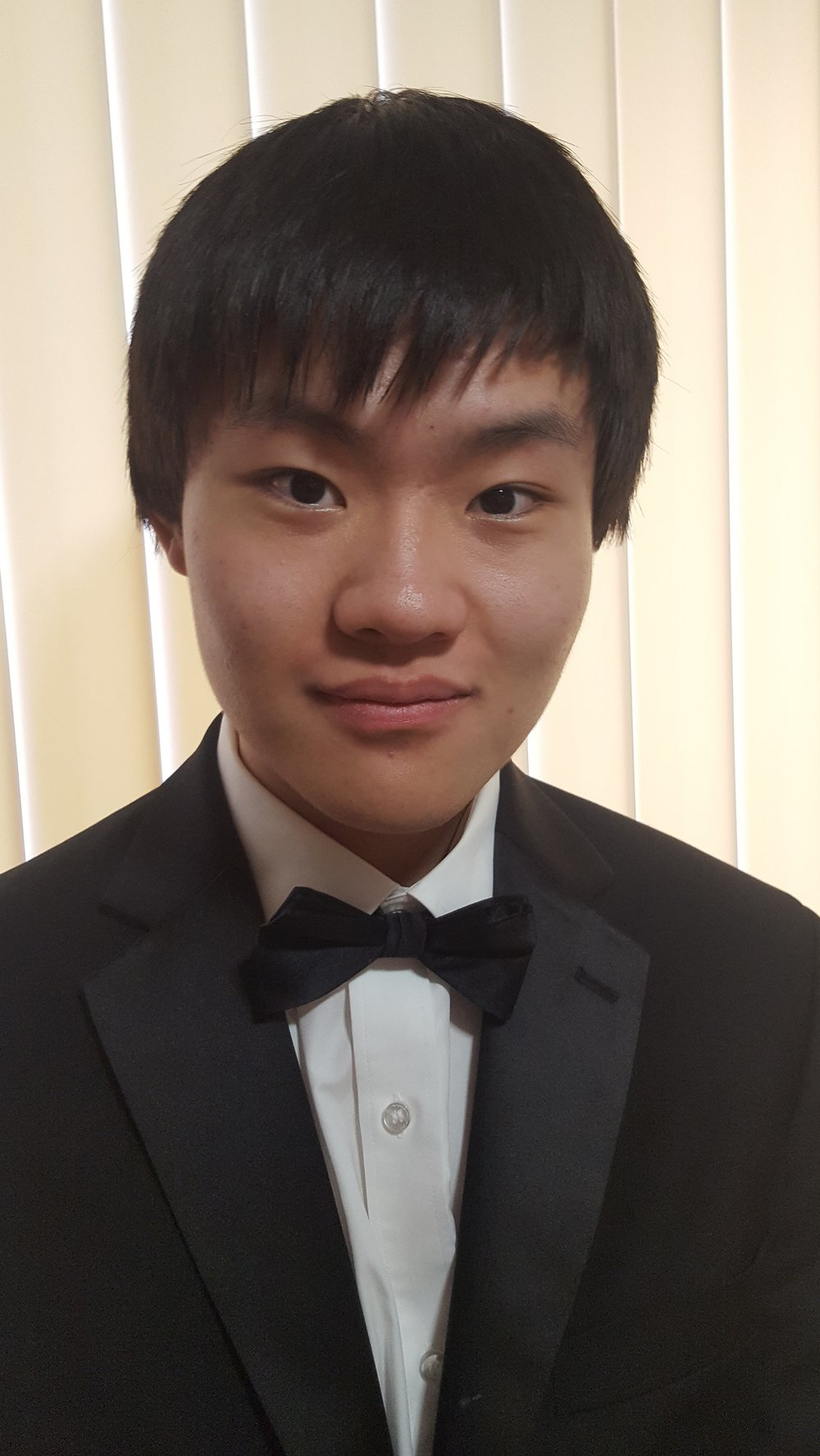 Junhao Wang, UT Student of Jack Winerock