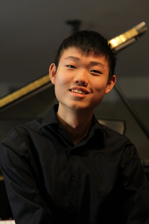 Junliang Li, MD Student of Irena Orlov