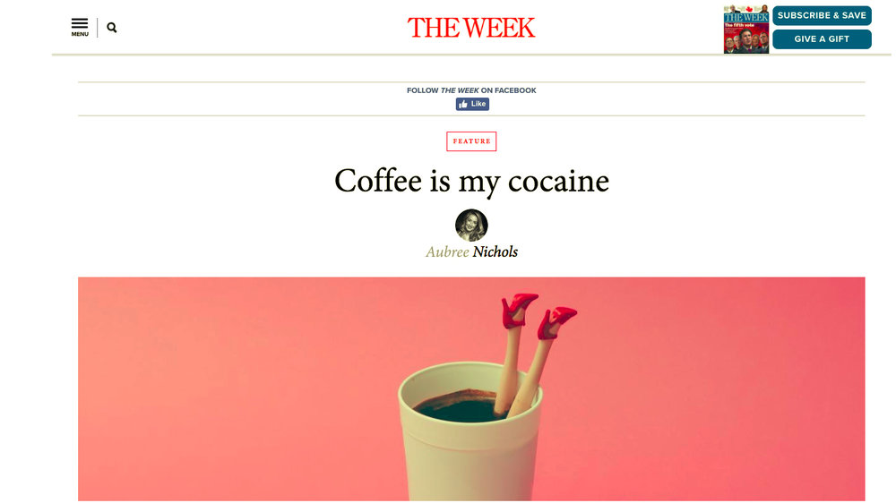 the-week-coffee-cocaine-self-love