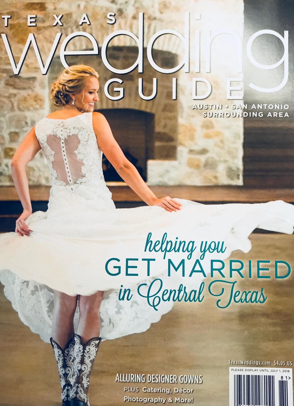 Texas Wedding Guide - PSR - LUXURY CAKES & DESIGNED DESSERTS