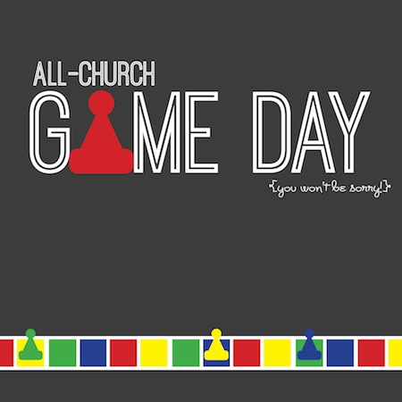 - We are having a Game Day on Sunday, September 23rd. This will be held at St. Peter church from 2-4:30 p.m. There will be a potato chip bar. Please bring a bag of chips and your favorite chip dip. We are looking forward to seeing you there!