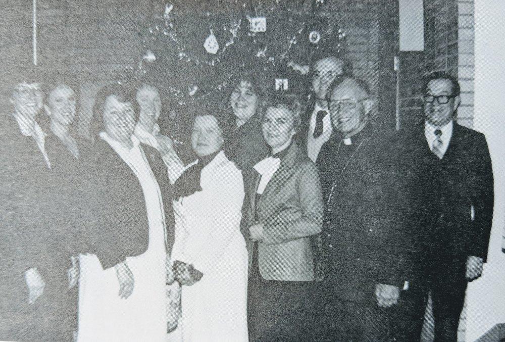 Sunday School Teachers - December 1984