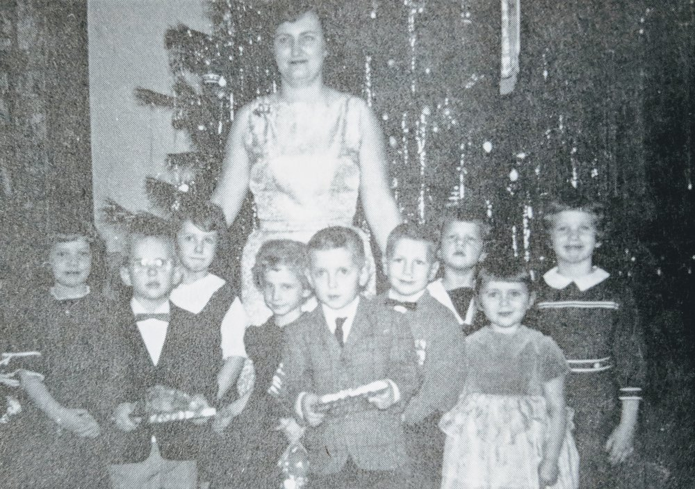 Sunday School Class of 1965