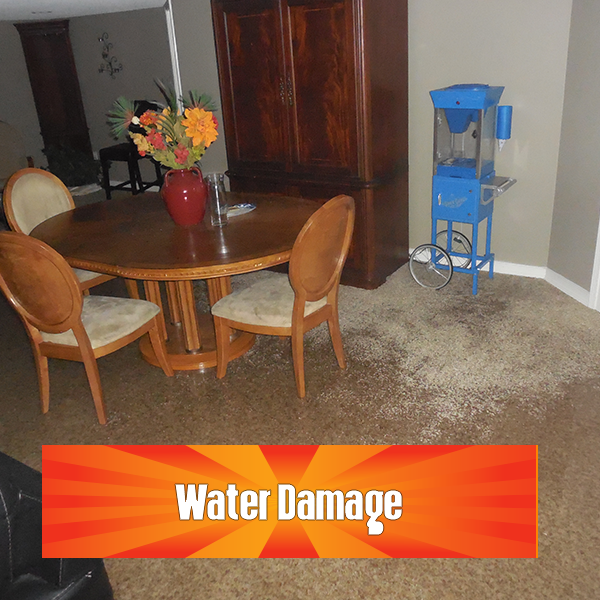 water damage restoration clinton township michigan