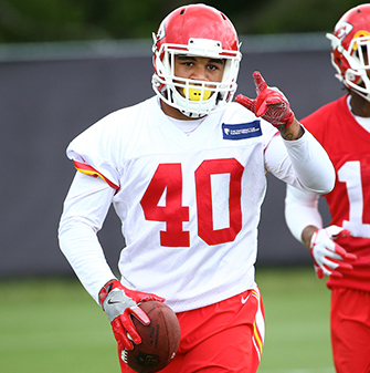 Jordan Sterns   Kansas City Chiefs  Safety
