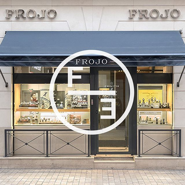 New retailer alert 🚨 Find us in Marseille in the beautiful Frojo boutique of Rue du Paradis 🤗 Tell a friend to tell a friend 🔊 #fuguewatches #frojo