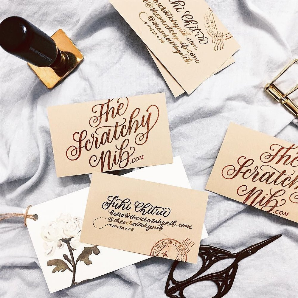 handmade-business-cards